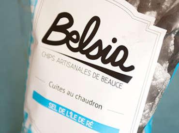 Les Chips «Belsia»